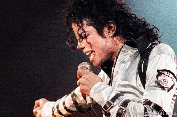 Ca sĩ Mỹ Michael Jackson