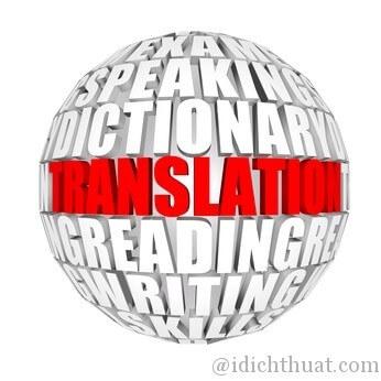 Prestigious translation service