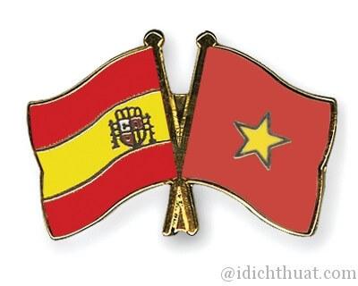 Spain -Vietnam