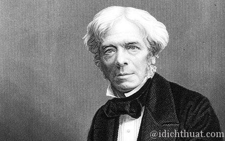 INVENTOR MICHAEL FARADAY