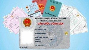 Dịch thuật sổ hộ khẩu, giấy khai sinh, căn cước công dân