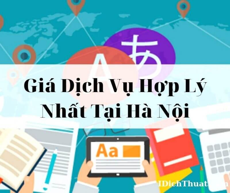 Notarized translation get instant super competitive price in Hanoi