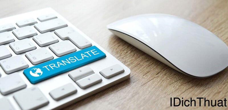 Dịch thuật nên chọn ngành nào