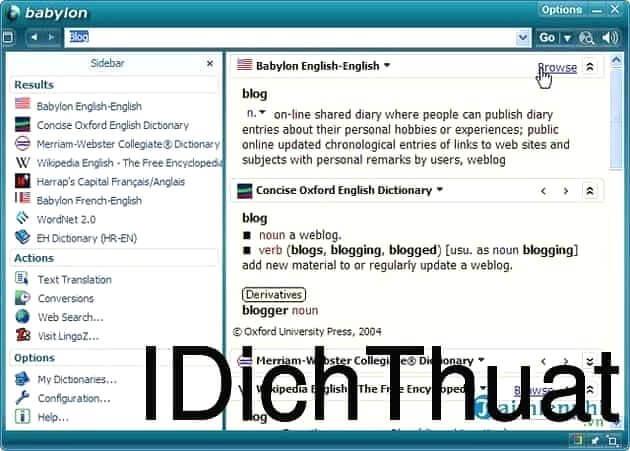Top 5 phần mềm dịch tiếng Anh sang tiếng Việt