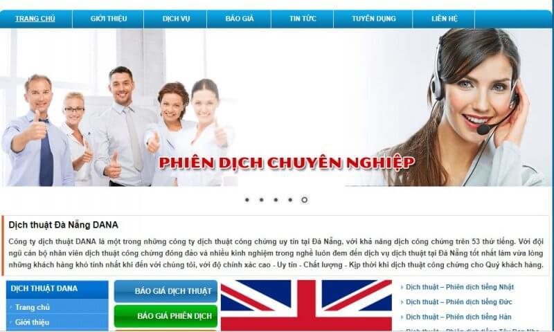 Top 06 Công Ty Báo Giá Dịch Thuật Tiếng Anh ở Đà Nẵng Uy Tín 1