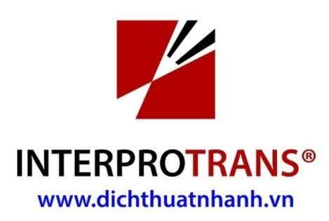 Interprotrans là công ty dịch thuật tiếng Pháp hàng đầu với giá thành cạnh tranh