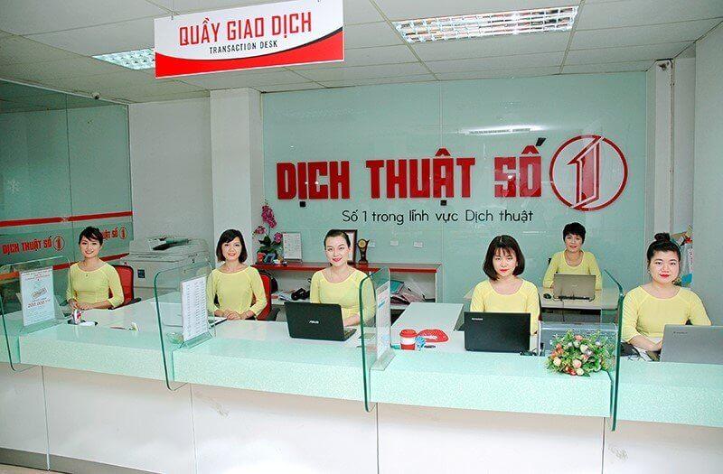 Top 06 Công Ty Báo Giá Dịch Thuật Tiếng Anh ở Đà Nẵng Uy Tín 3