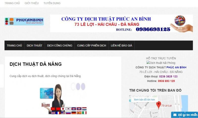 Top 06 Công Ty Báo Giá Dịch Thuật Tiếng Anh ở Đà Nẵng Uy Tín 4