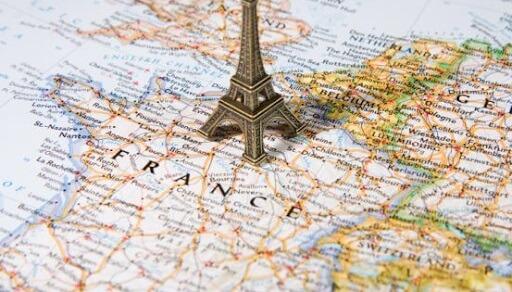 Standard French translation service