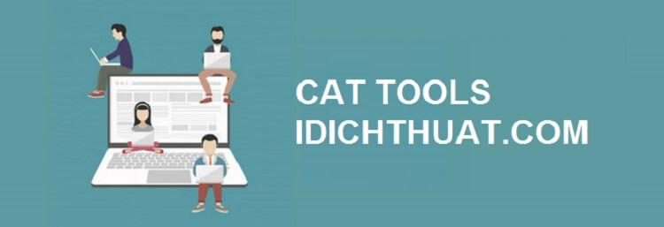 Phần Mềm Dịch CAT Tools 4