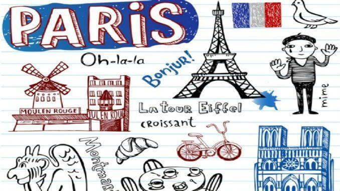 10 Điều Có Thể Chưa Biết Về Tiếng Pháp 1