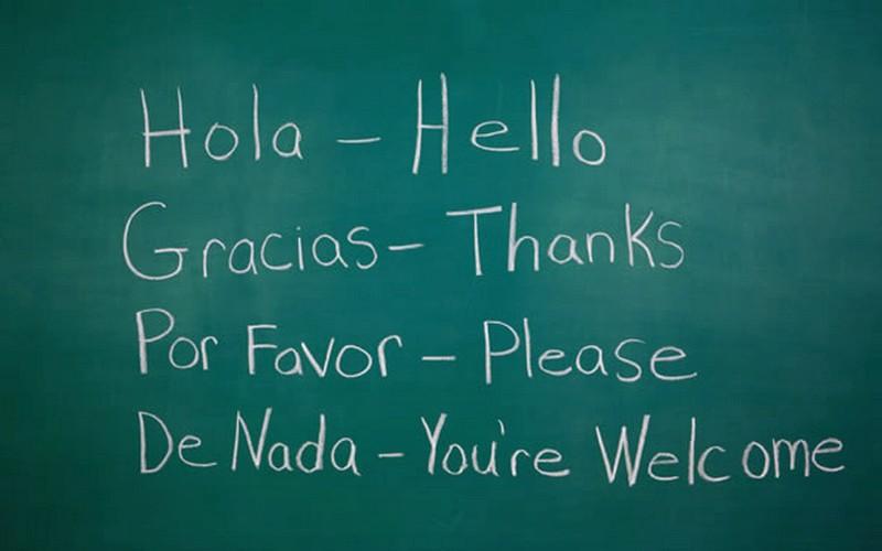 10 Sự Khác Biệt Lớn Giữa Tiếng Anh Và Tiếng Tây Ban Nha 2