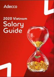 Báo cáo lương & thị trường lao động Việt Nam 2020 (bởi Adecco) 1