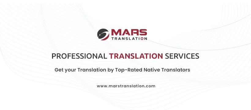 Công Ty Dịch Thuật Mar Translation