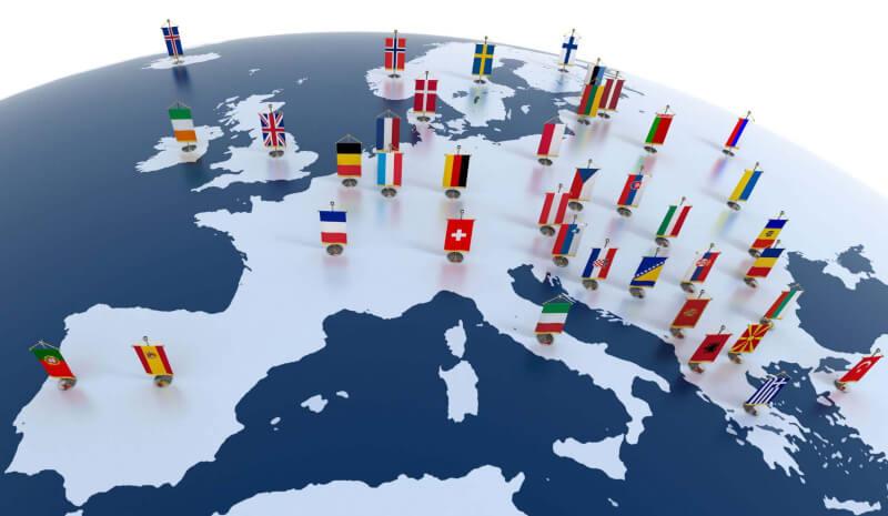 Các Nước Nói Tiếng Anh Ở Châu Âu