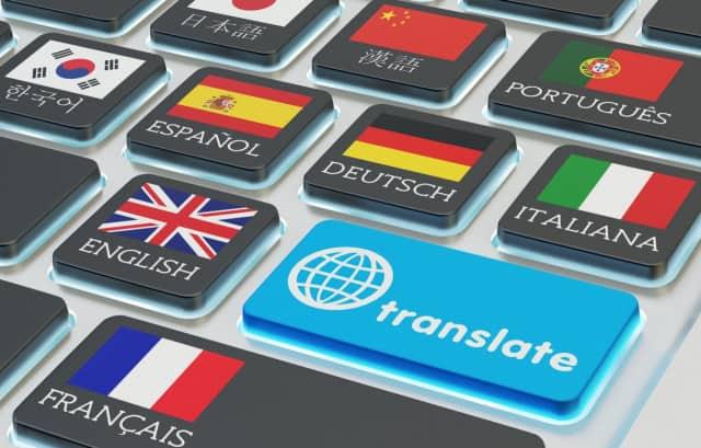 online translator utility