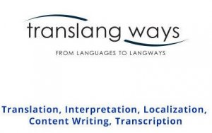 Top 10 Translation Companies In Pune