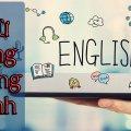 English slang words today