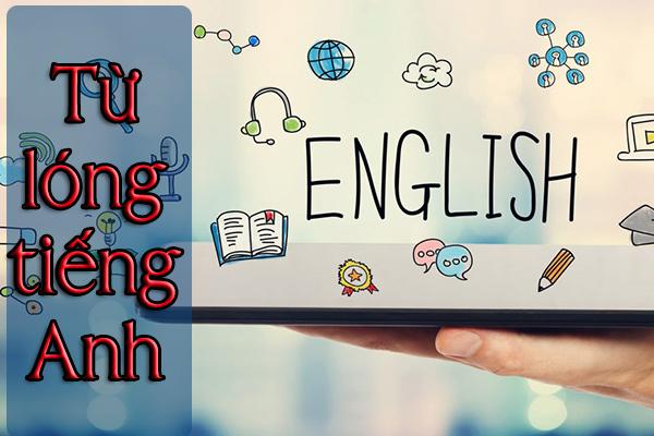 English slang words